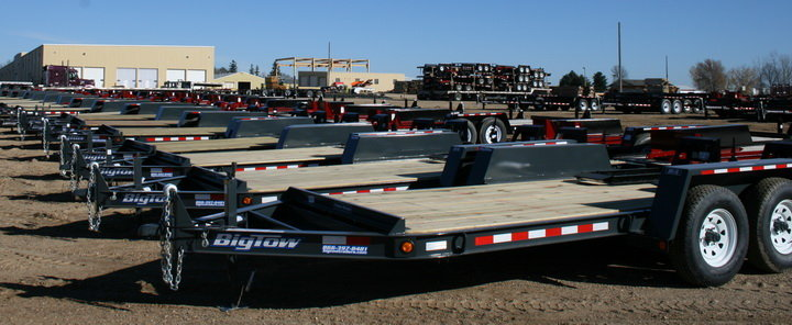 Big Tow Trailers