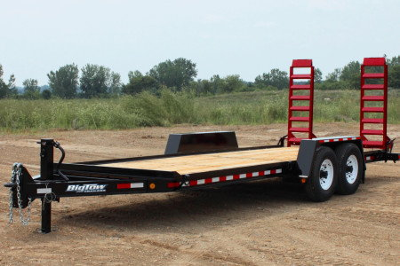 Big Tow Drop-Deck Trailer
