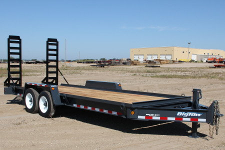Big Tow Large Drop-Deck Trailer