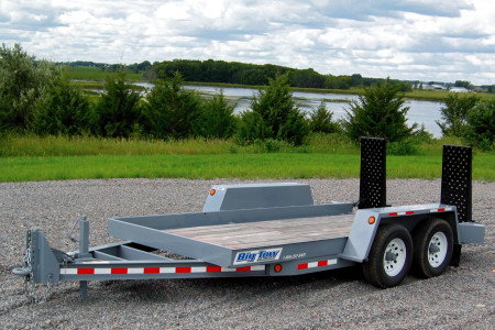 Big Tow Pan Trailer