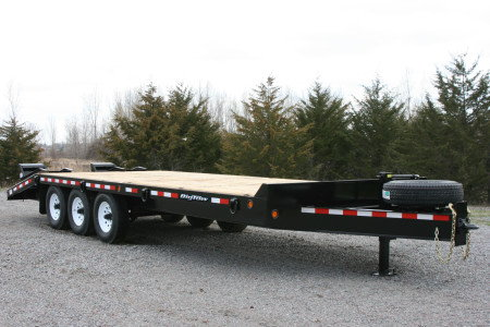 BE-9-3 trailer