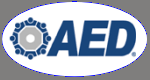 The AED Logo